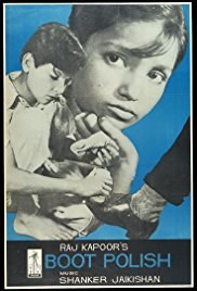 Boot Polish (Prakash Arora, Hindi, 1954) poster