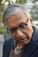 Sukanta Chaudhuri (Professor Emeritus, Jadavpur University), 'Where is Kolkata?', in conversation with Firdous Azim