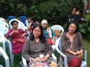Navaneetha Mokkil, Firdous Azim, Tejaswini Niranjana, Oiwan Lam and Grace Yee