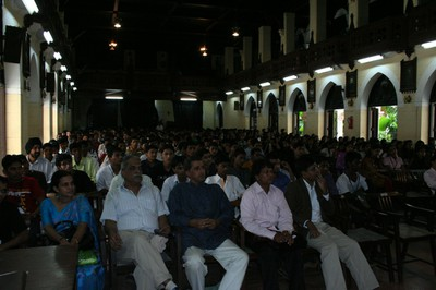 Audience Pathways to higher Education,(St. Xaviers)