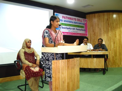 Student Competition at Farook College, Kozhikode as part of the HEIRA Ford Pathways Programme