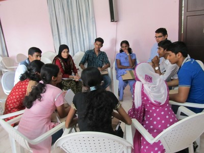 Group Discussion- Newman College