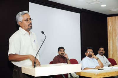 Workshop at Farook College, Kozhikode as part of HEIRA's Ford Pathways Programme