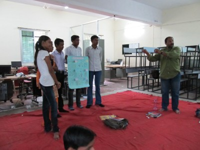 Pathways to Higher Education (Ahmednagar College)